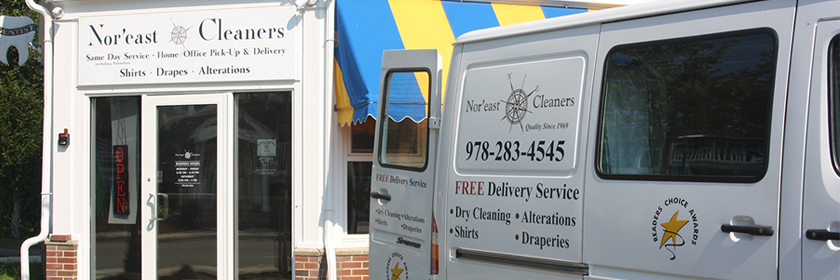 Delivery Dry Cleaners Groveland